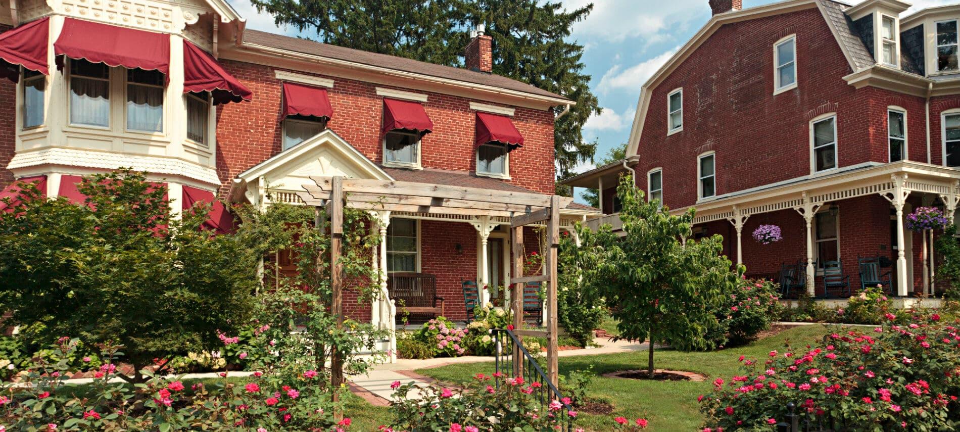 Brickhouse Inn: Bed and Breakfast in Downtown Gettysburg Pennsylvania PA